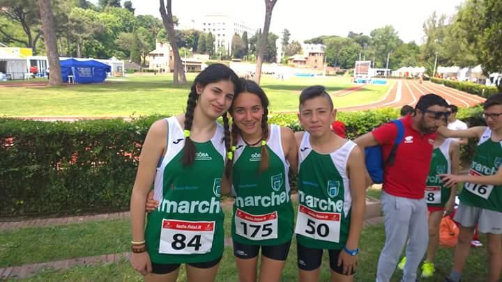 Anastasia Giulioni, Giulia Miconi, Alessandro Tanoni - foto Maurizio Iesari